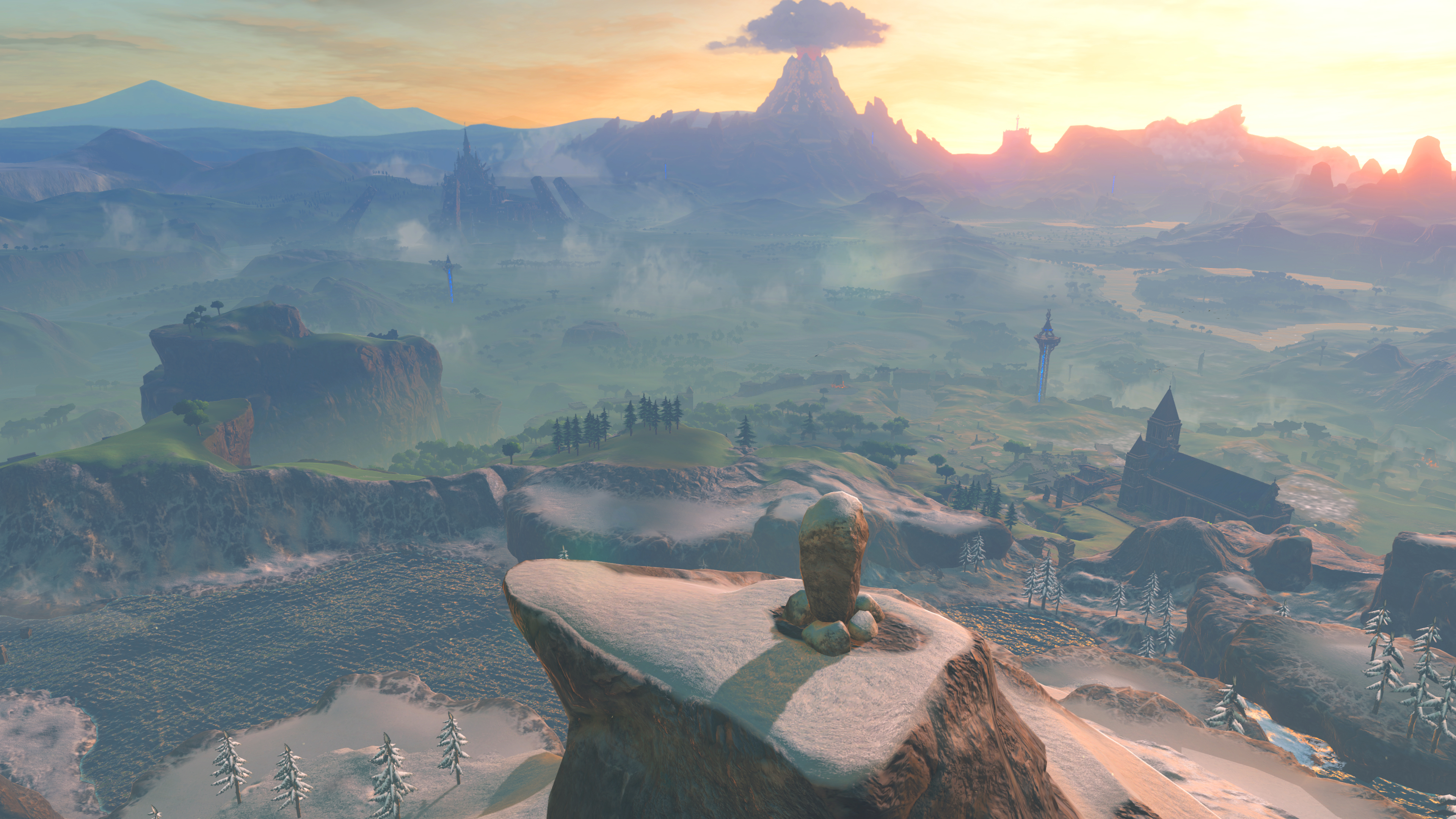 How I Learned to Love the DIY Map in 'Breath of the Wild' - VICE