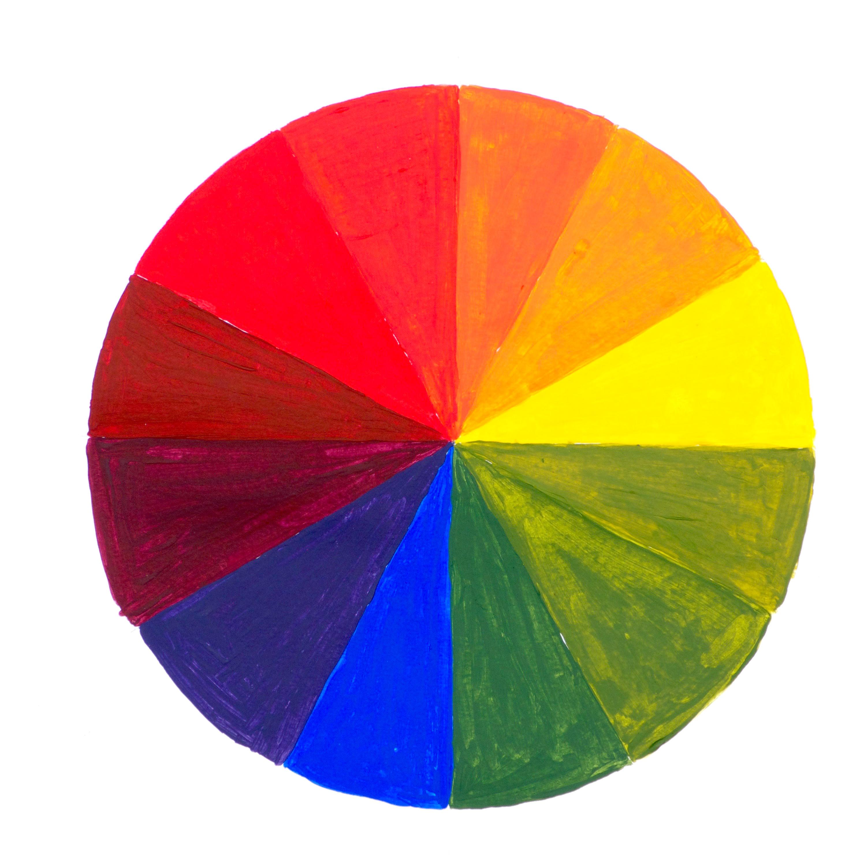 многих картинка разноцветного круга бухту можно, изучив