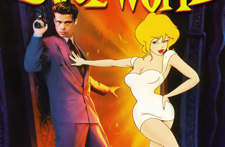 cool world couldnt quite match who framed roger rabbit