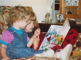 Ook als kind had ik al een hekel aan spelen en wilde ik niets liever dan lezen
