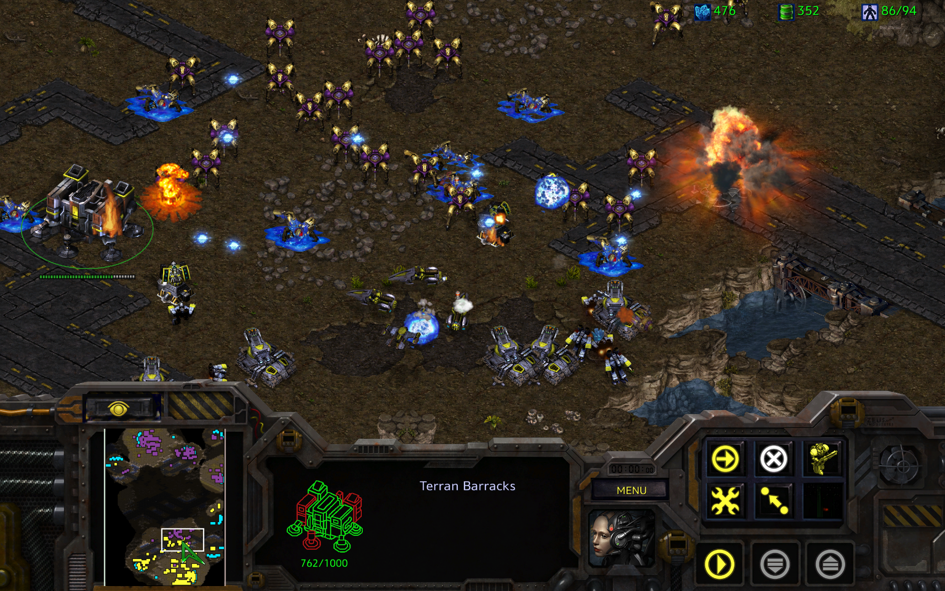 StarCraft: Remastered' Doesn't Fix The Broken Perfection of 'Brood
