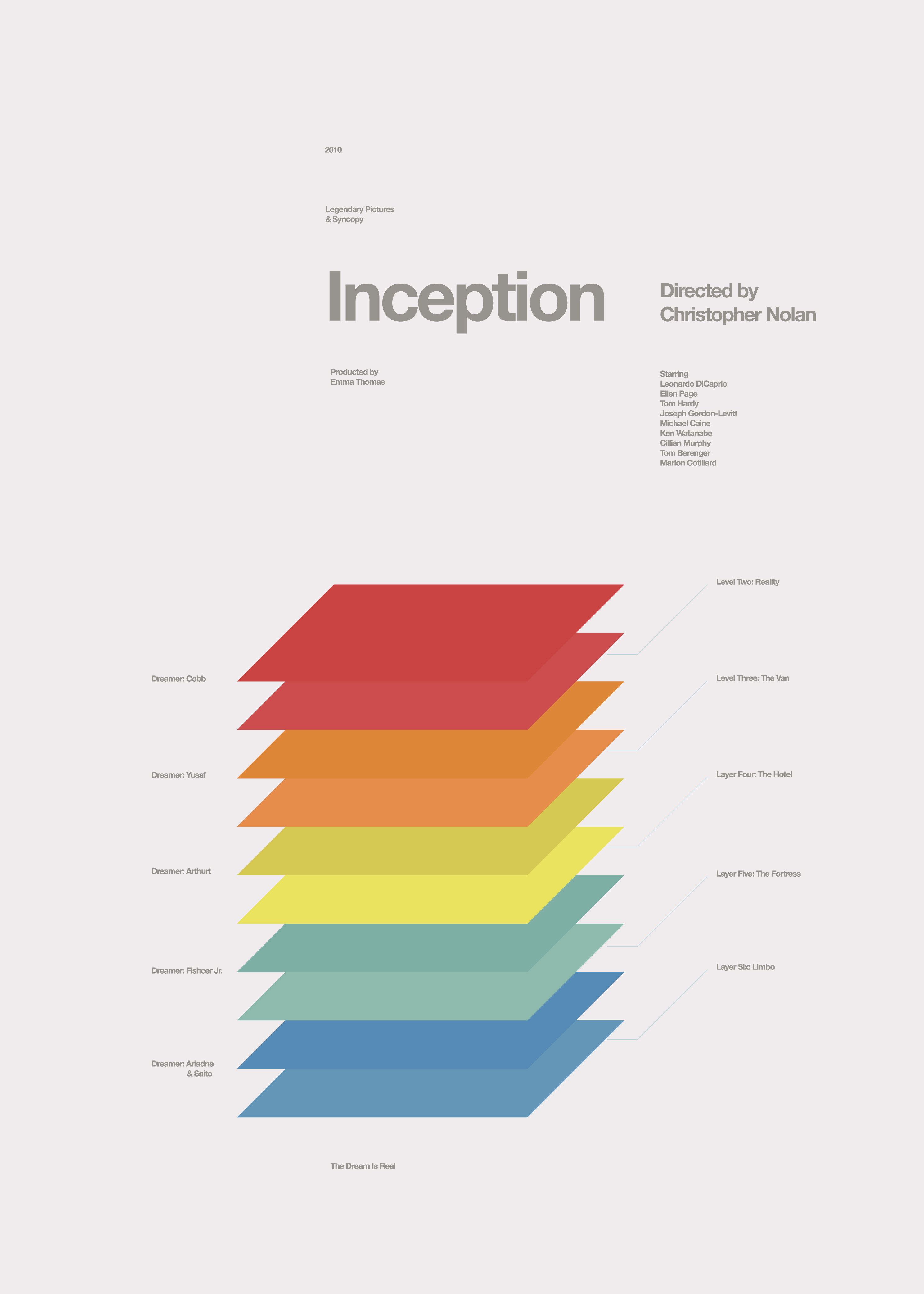 the guy who designed minimalist movie posters every day for a year