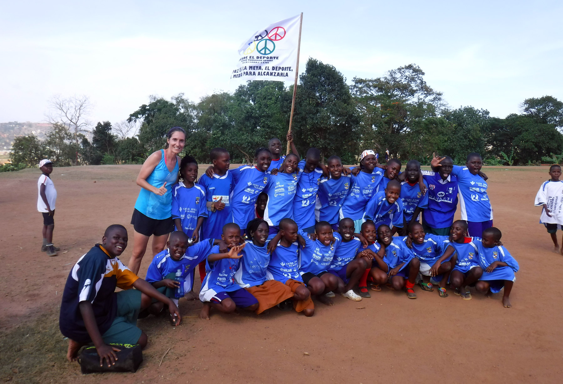 Patricia-Campos-Ejercito-Futbol-ONG-Uganda-Homofobia