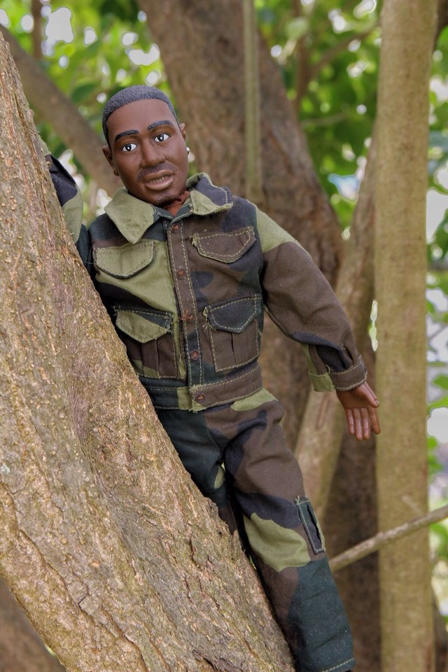 All I Need in This Life of Sin Is My Talking Master P Doll