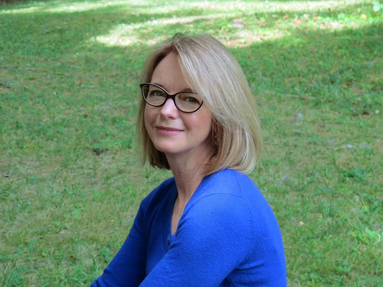 Elaine Khosrova, author of Butter: A Rich History. All photos by or courtesy of Elaine Khosrova.