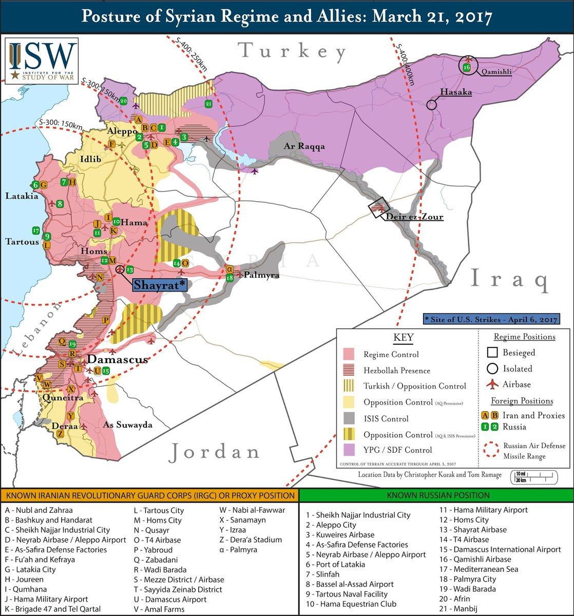 Quattro domande per capire cosa sta succedendo in Siria