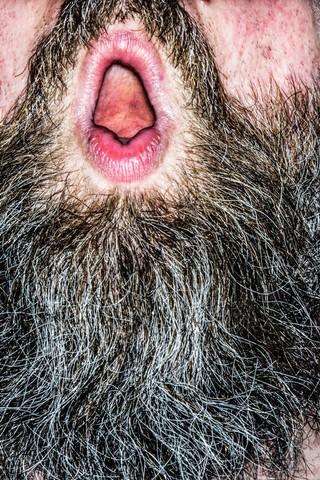 Stein Roger Sound från Evig Natt. Norge, 2016. Copyright: Jonas Bendiksen / Magnum Photos
