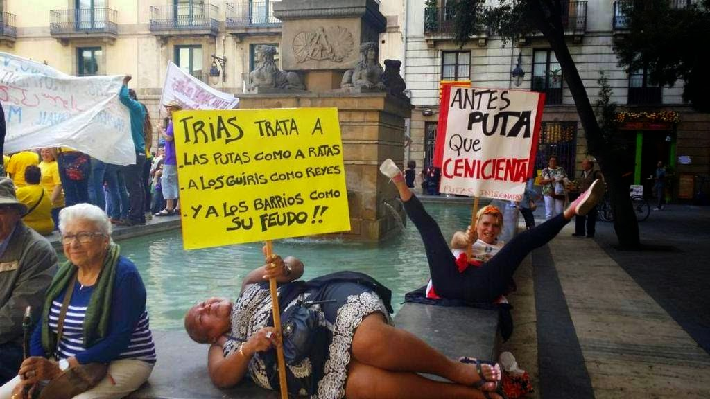prostitutas negras en barcelona prostitutas a domicilio barcelona
