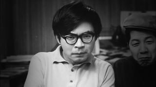 Hayao Miyazaki as a young man