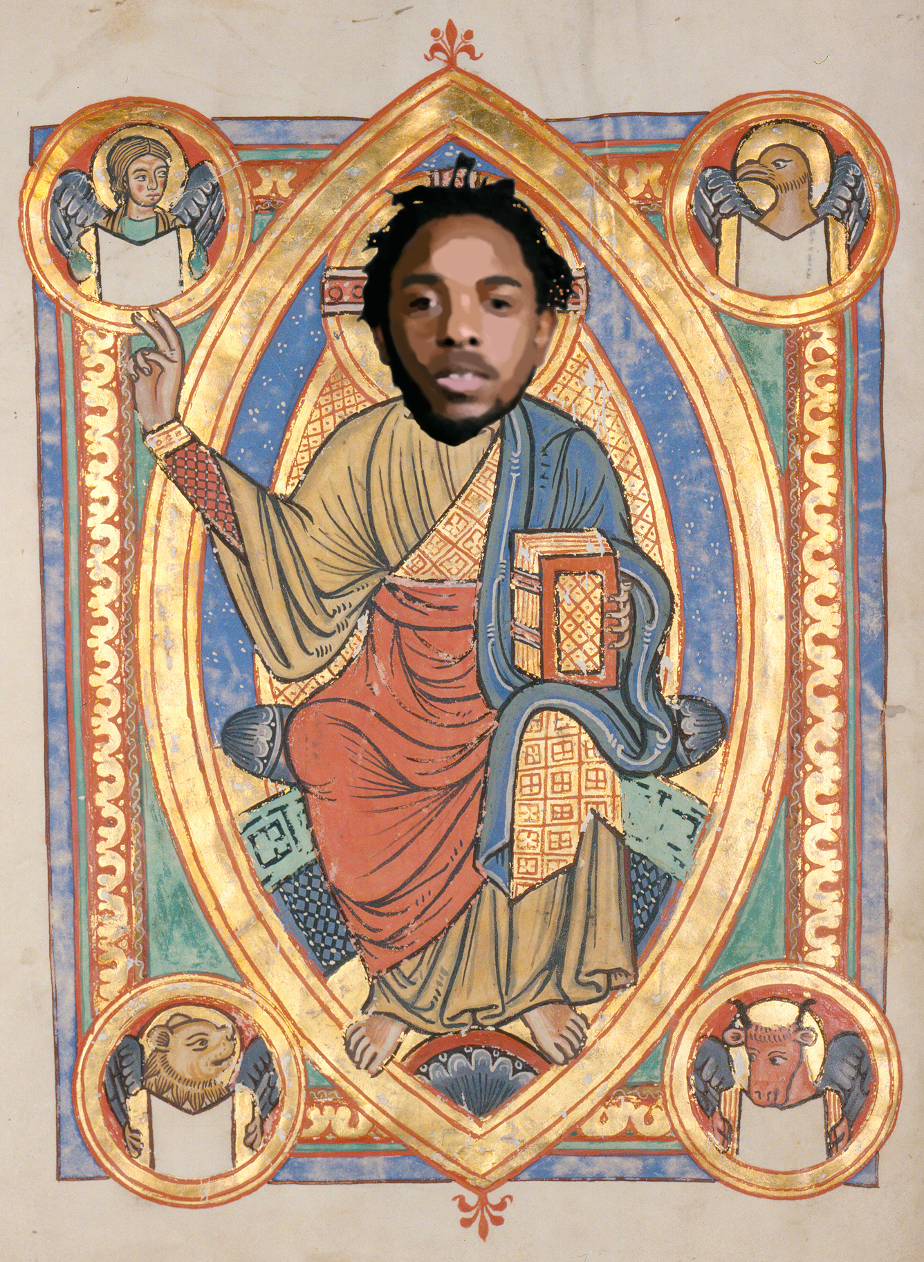 here are all the great kendrick lamar lines that reference our