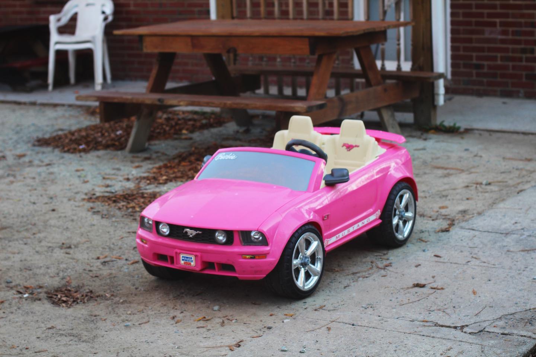 Vin Diesels Auto
