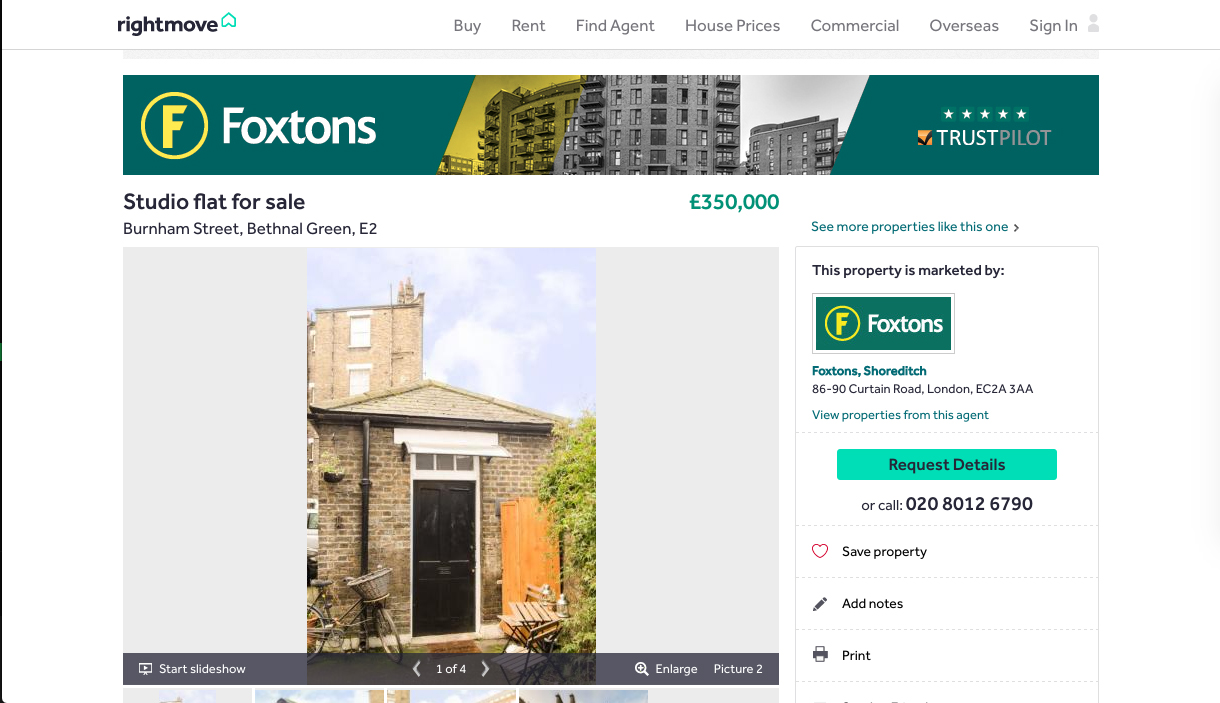 London Rental Opportunity Of The Week We Are Officially Beyond