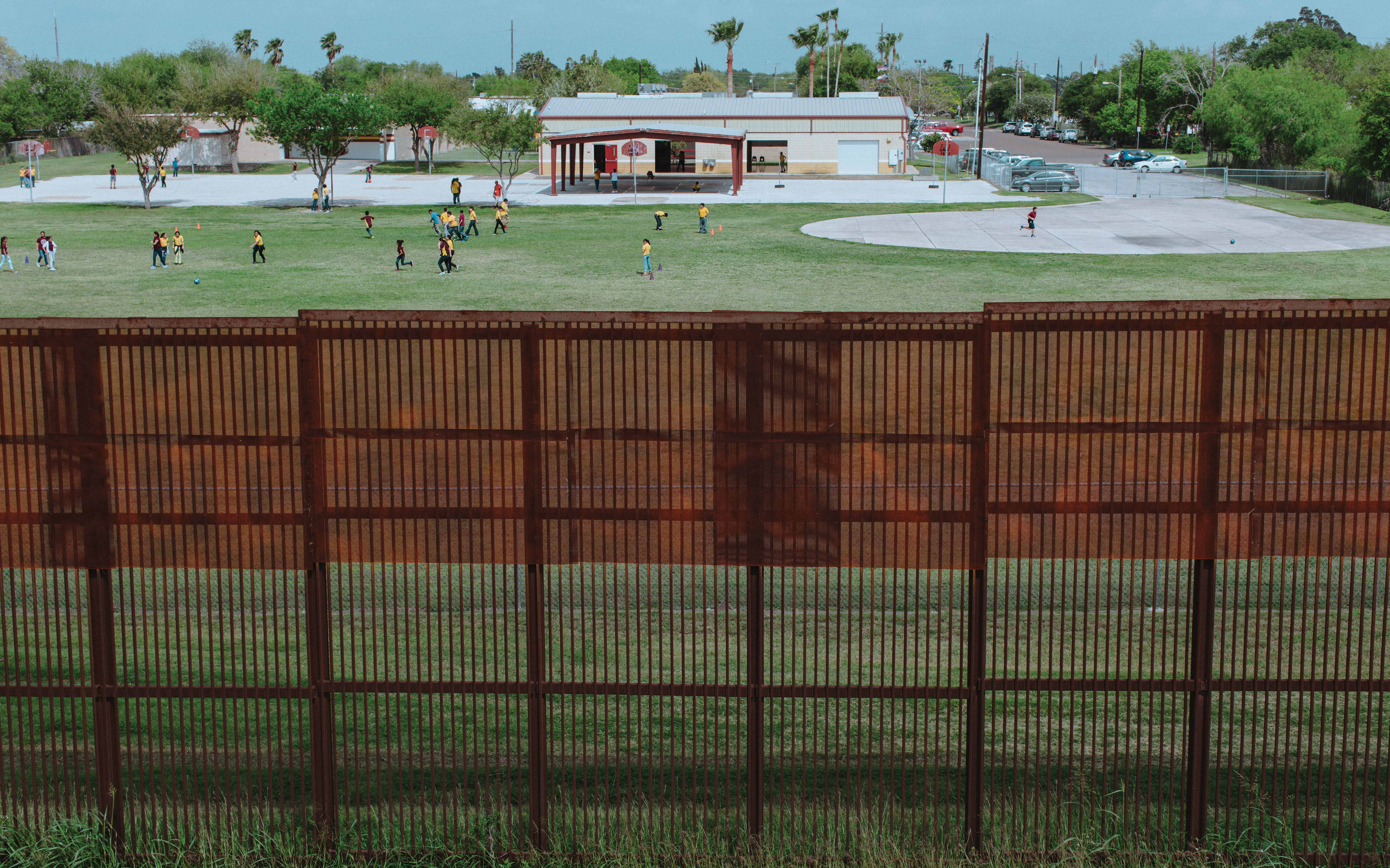 Surprising Photos From The Us Mexico Border Vice