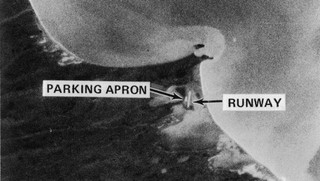 First Corona mission spy image of Russian runway