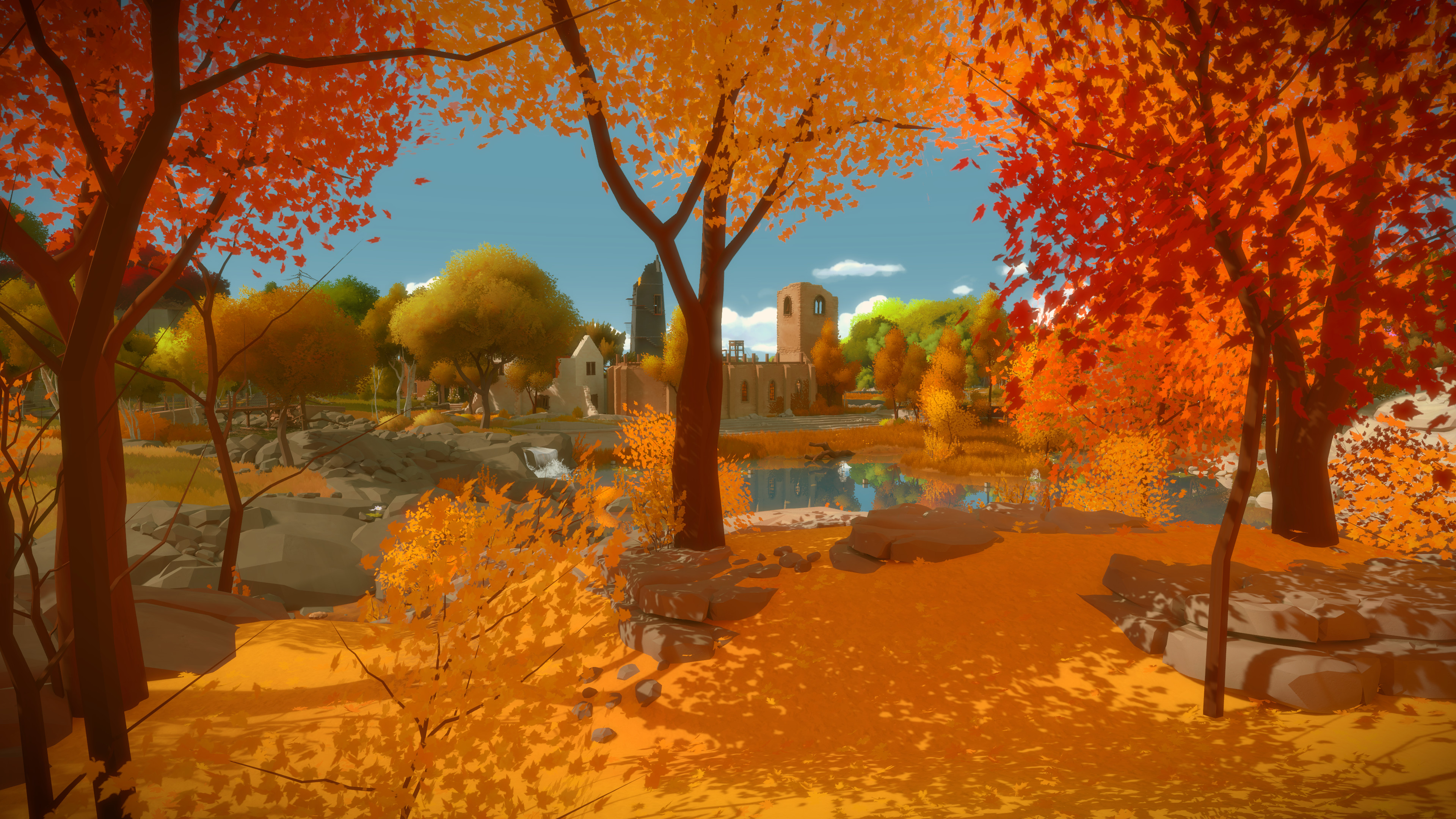 The Witness' is a Beautiful Game with a Shitty Attitude - VICE