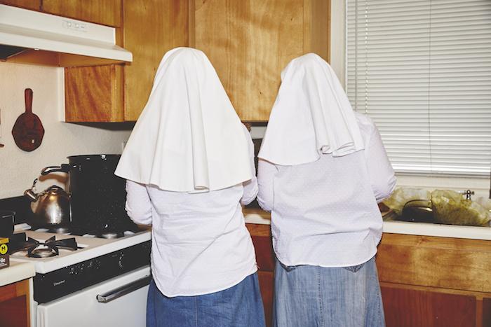Une journée avec les bonnes sœurs défoncées de Californie