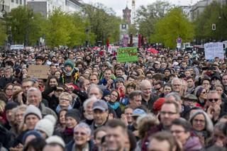 Science March Berlin