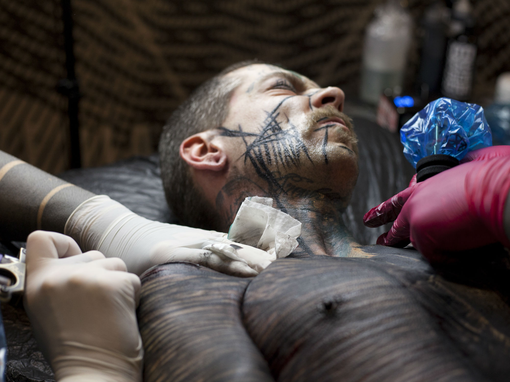 Meet The Tattoo Collective Who Prioritise Pain Over