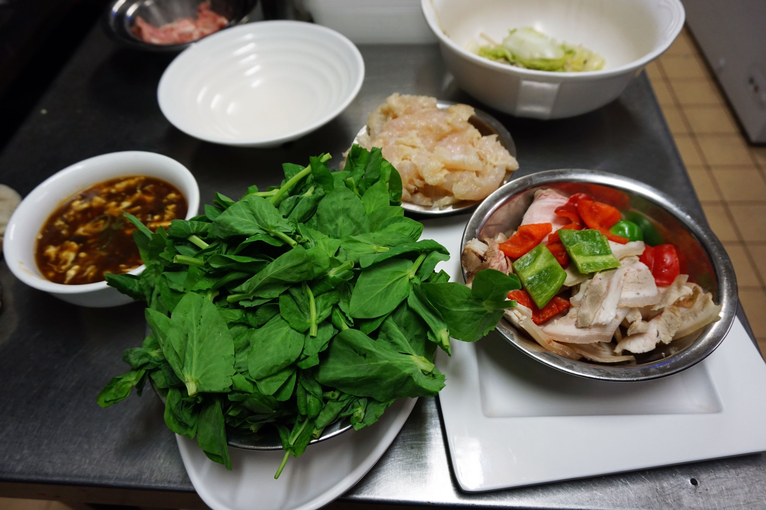 The healing power of a good chinese soup munchies for Asian cuisine ingredients