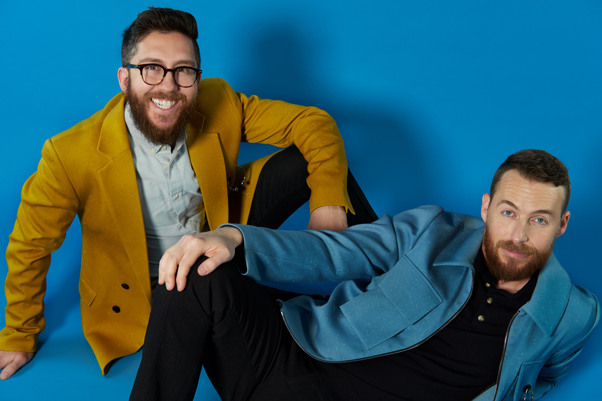 Dating apps jake and amir scripts