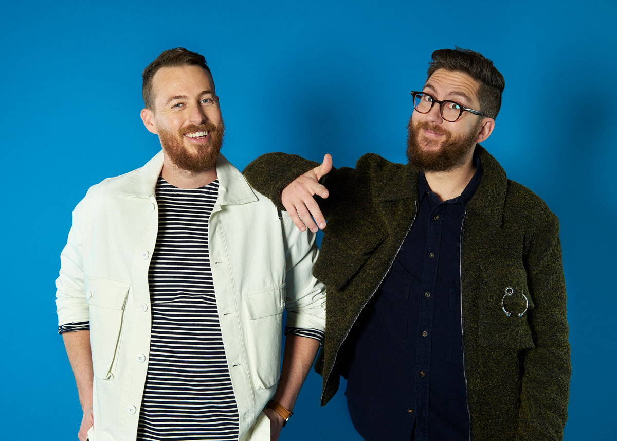 Dating coach jake and amir come
