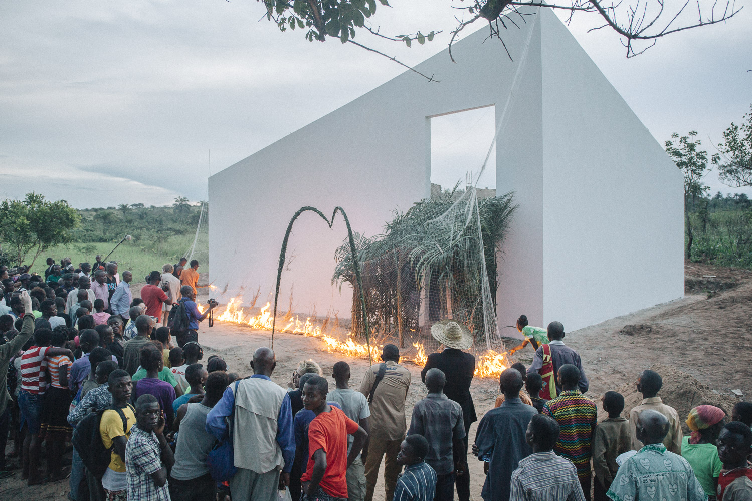 A New Art Museum Stands on a Former Plantation in the Congo