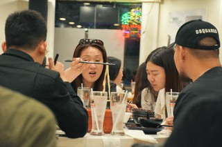 at beijing tasty house photo by the author - Christmas Story Chinese Restaurant Scene