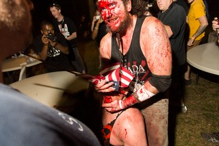 Masda, Nick Gage Invitational Ultraviolent Tournament, GCW, Warren American Legion, Warren, New Jersey, September, 5, 2015