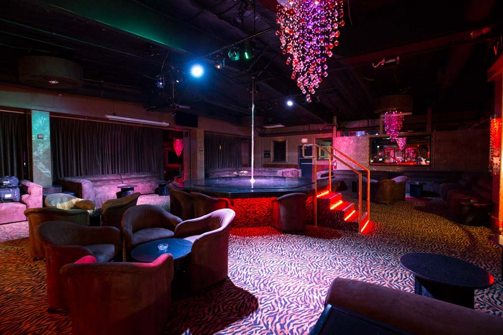 Legends night club strip