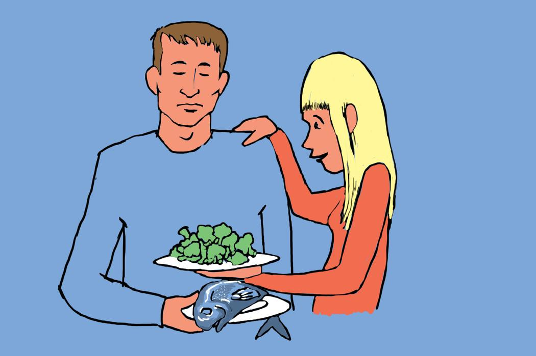 was passiert wenn der partner pl tzlich vegan wird munchies. Black Bedroom Furniture Sets. Home Design Ideas