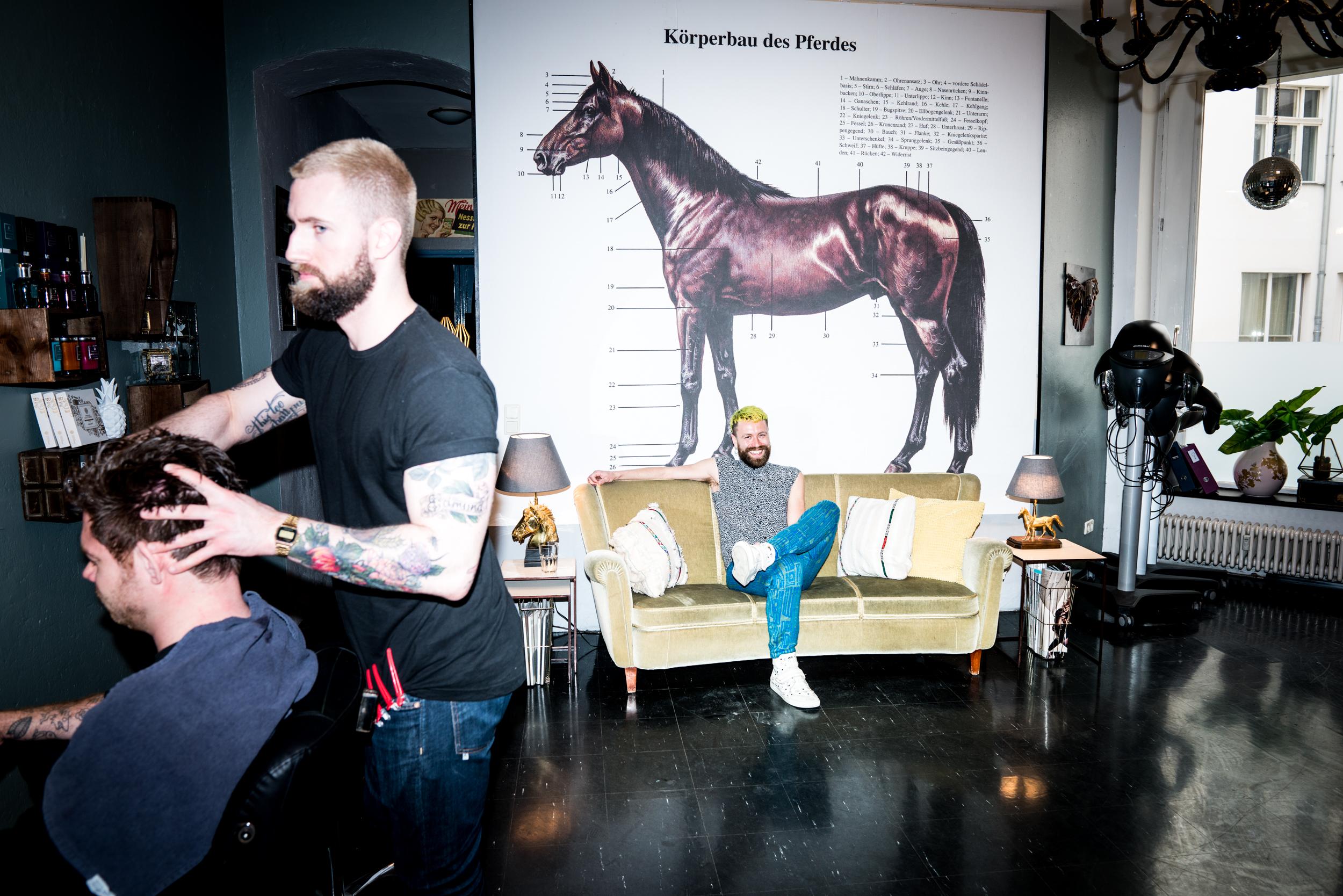 Pony club friseur bewertung