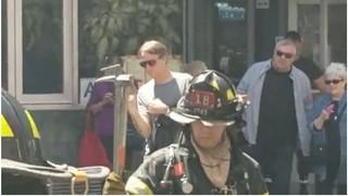 Screengrab via WGN's broadcast report