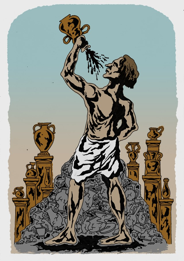 Was Dionysus the Original Human of the Sesh? - VICE