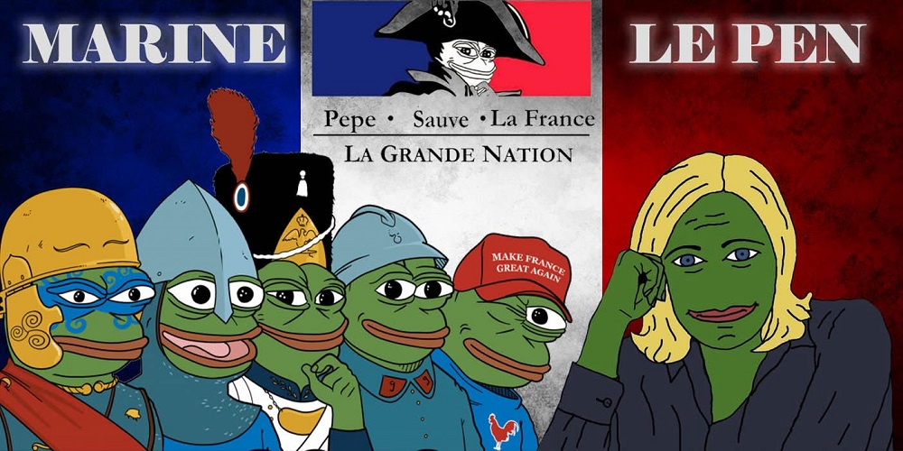 1494271060238 pepe le pen 2 from pepe the frog to pepe le pen the life and times of a