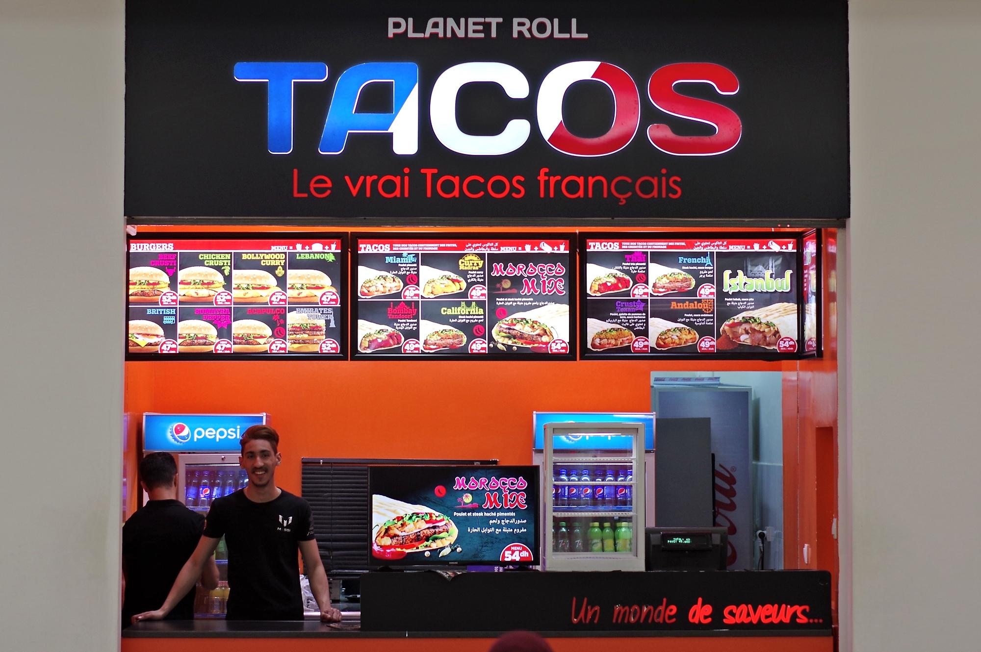 Los 'tacos franceses' no son tacos