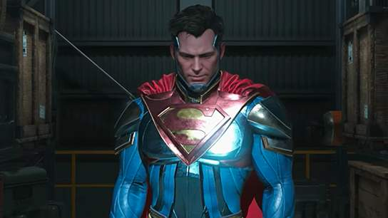 Superman Is a Total Dick in Injustice 2 And Its Glorious