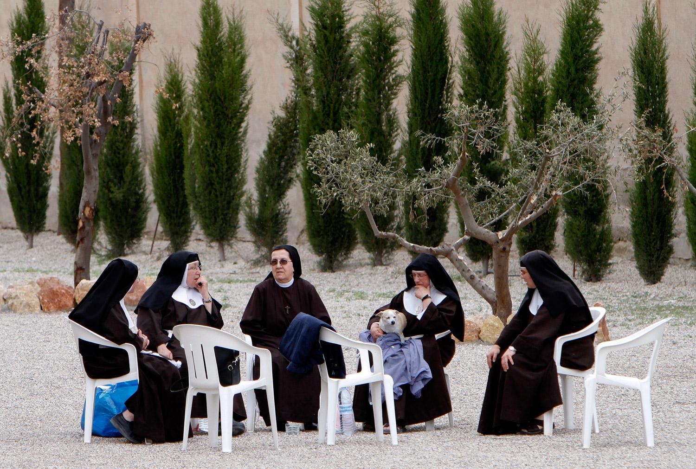 monjas españolas no llegan a fin de mes
