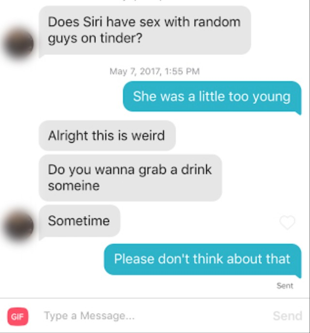 I Let Siri Respond to Men on Tinder and They Still Wanted to Bone - VICE