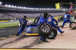 NASCAR pit crew