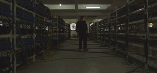 Bitcoin mine technician