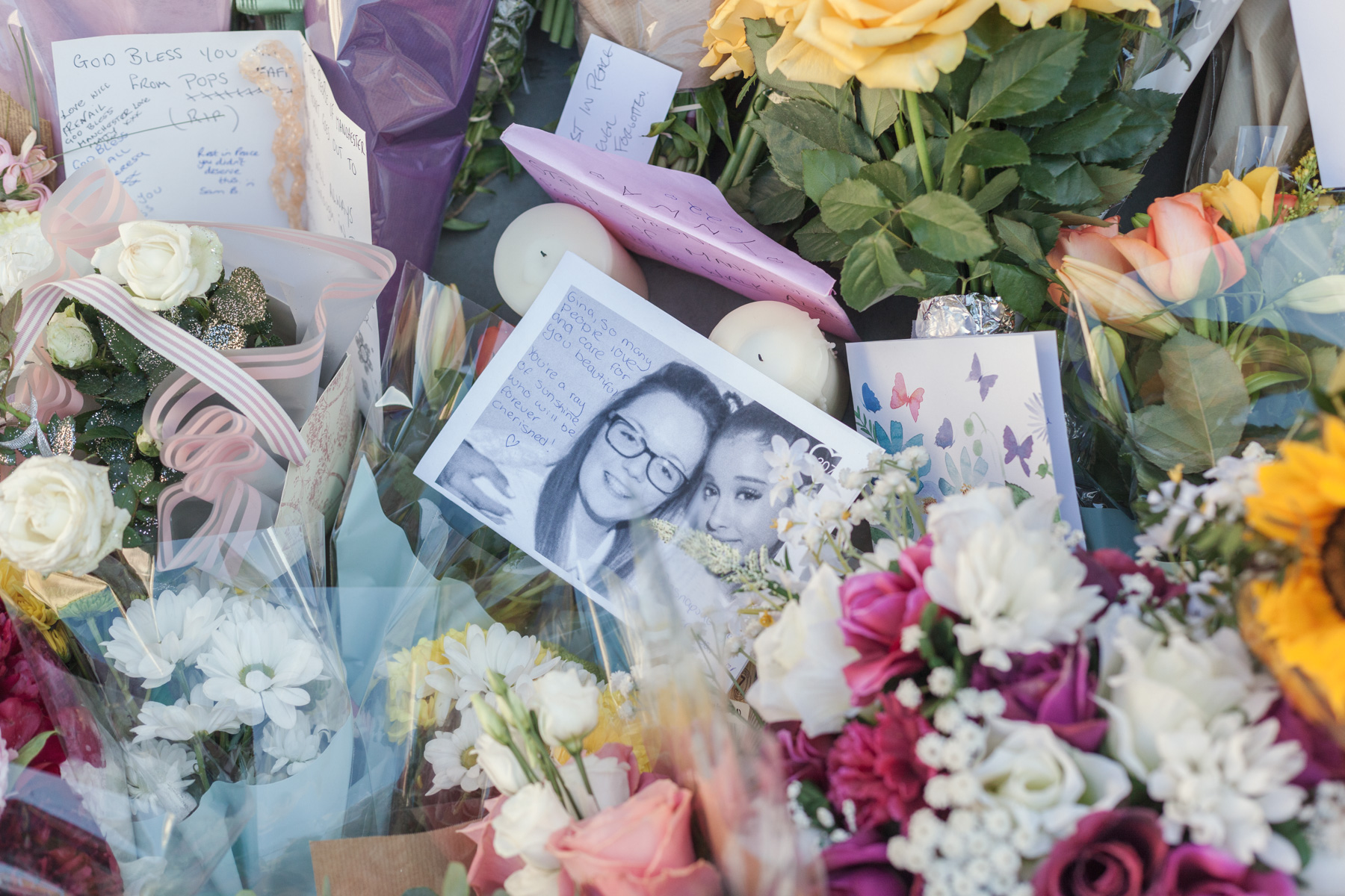 Tears and solidarity as manchester mourned its dead vice flowers were being laid to the side of the town hall entrance i asked a tearful chloe matthews 18 why she had felt it was important to be here izmirmasajfo