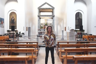 william basinski church milano 2017