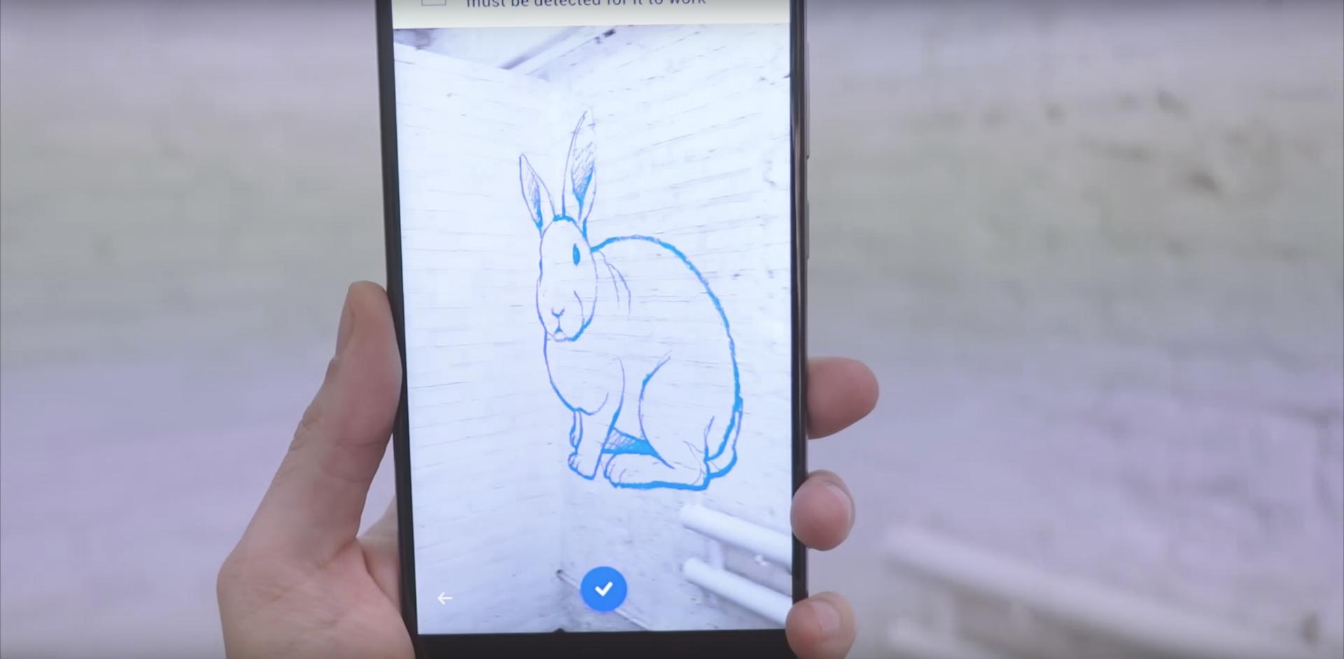 Lanzan App Para Calcar Con Realidad Aumentada Creators ~ Aplicaciã³n Para Pintar Paredes