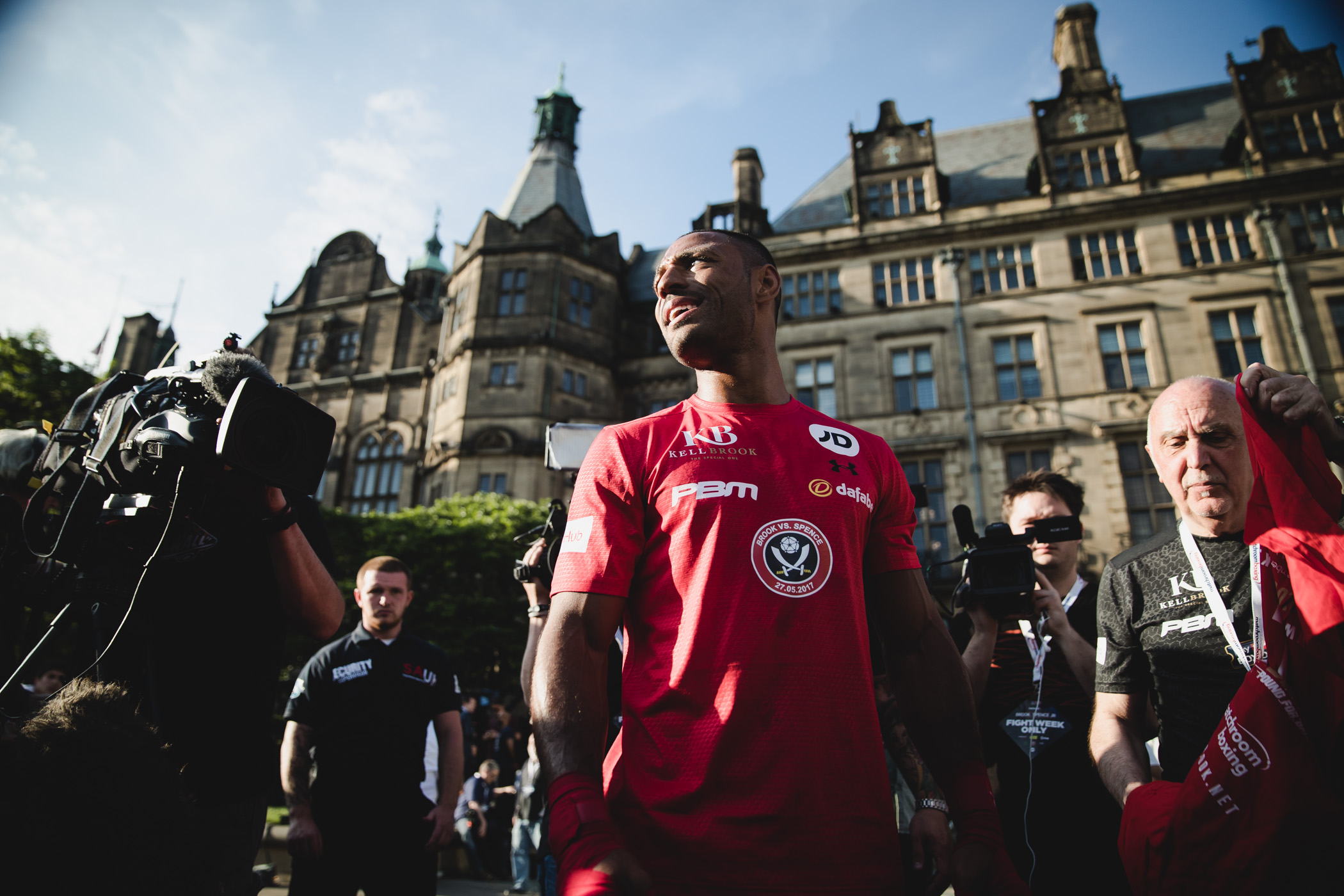 kell brook errol spence jr is the fight boxers want to see vice