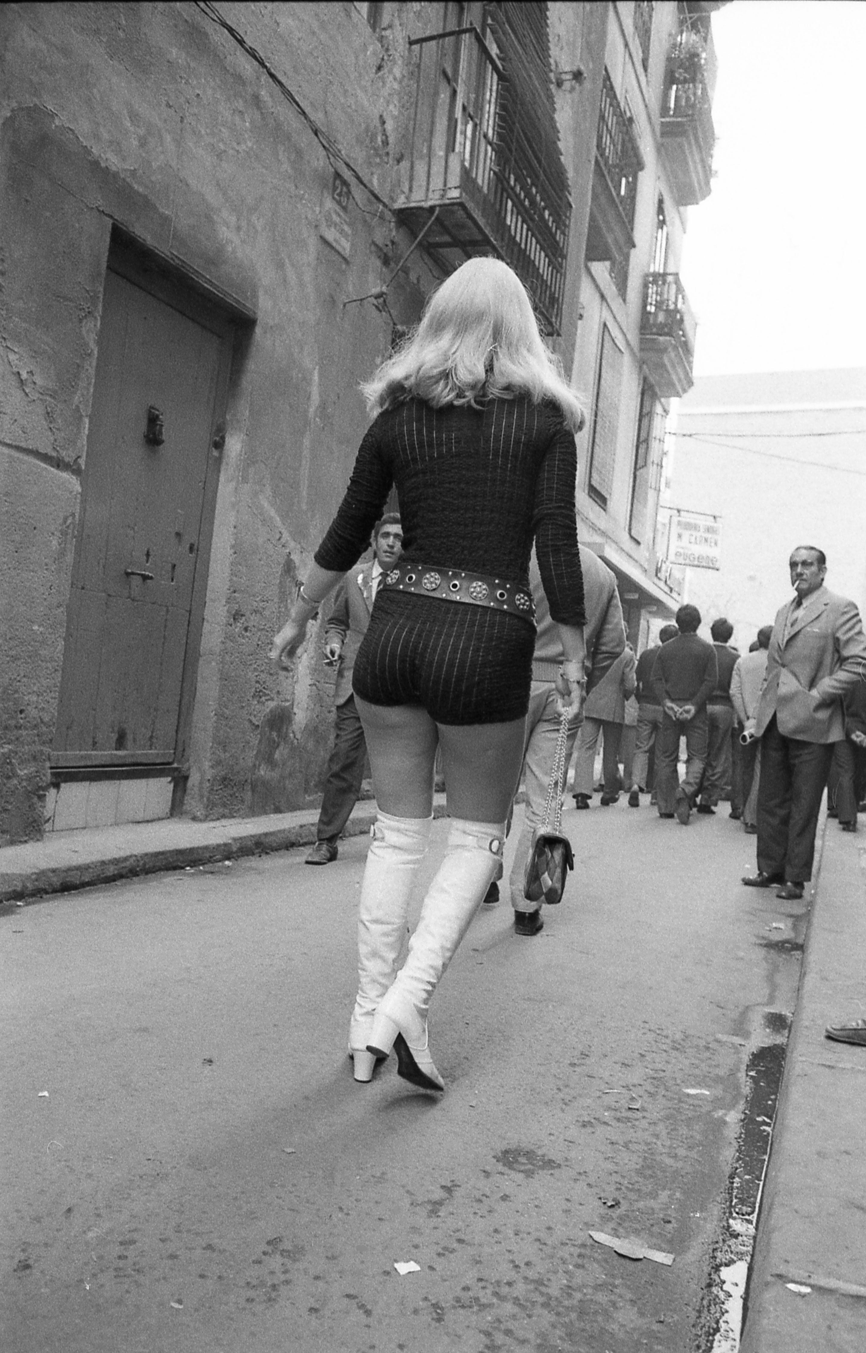 prostitutas en los poligonos zona de prostitutas valencia