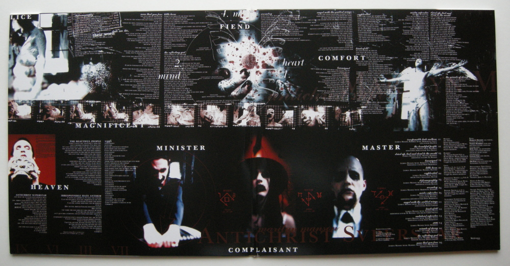 Lyric antichrist superstar lyrics meaning : A Brief History of Marilyn Manson Pissing Off Jesus Christ - Noisey