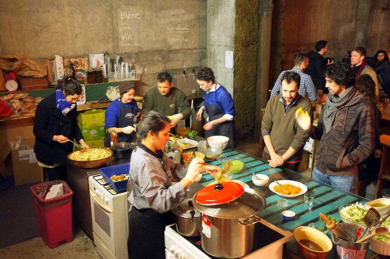 Hermosa Sopa Nj Cocina De Voluntarios Colección - Ideas Del Gabinete ...