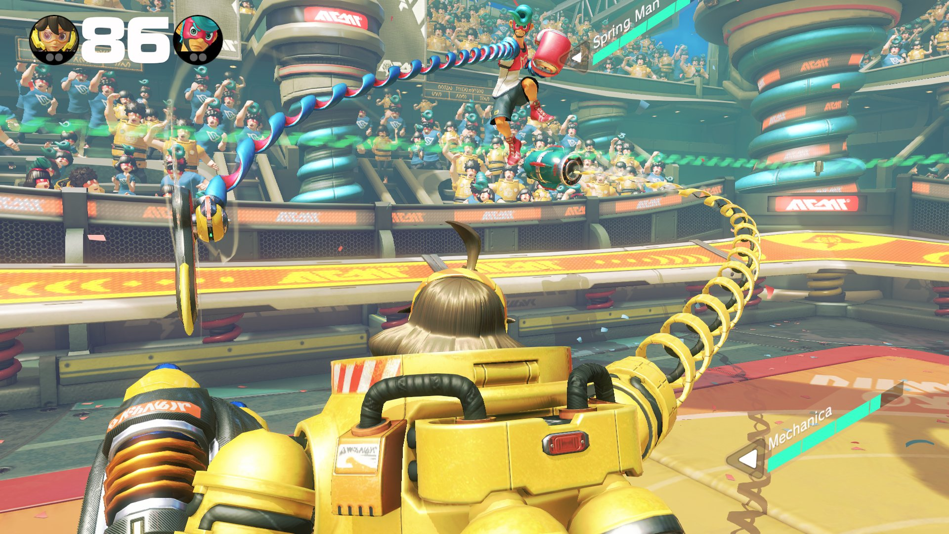Switch Needs a 'Wii Sports,' and 'ARMS' Might Be It - VICE