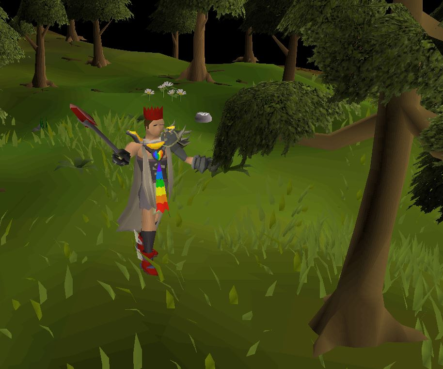 Runescape' Is Having a Pride Event, and Players Plan on Rioting - VICE