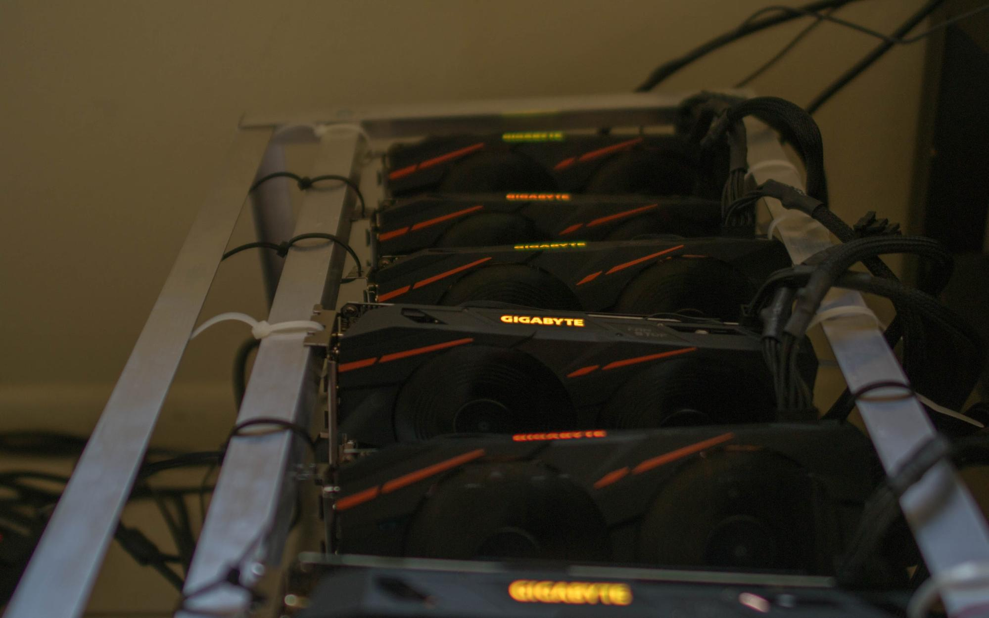 Cryptocurrency Mining Is Fueling a GPU Shortage - VICE